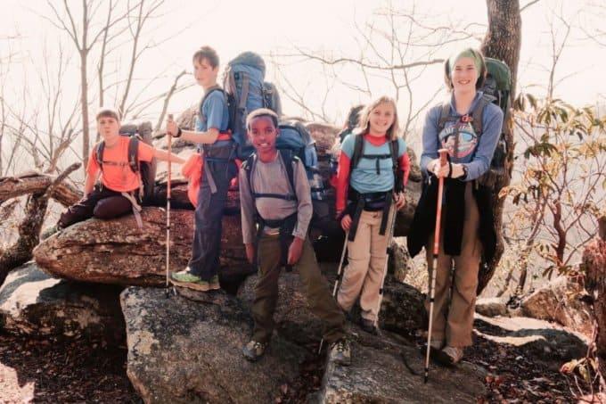 Foothills Trail Kids