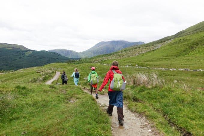 West Highland Way Family Hike