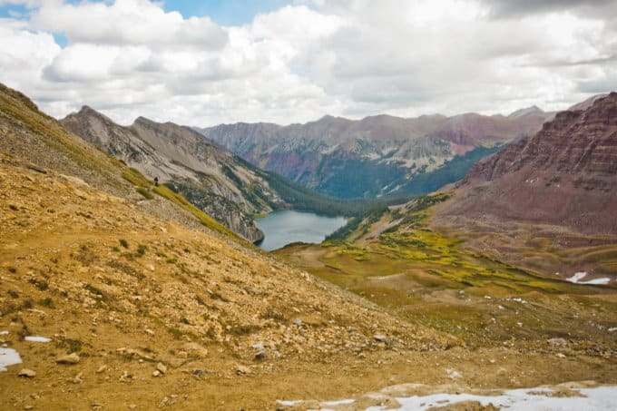 Colorado Four Pass Loop-Day 3 (and Trip Notes/Trail Report Card