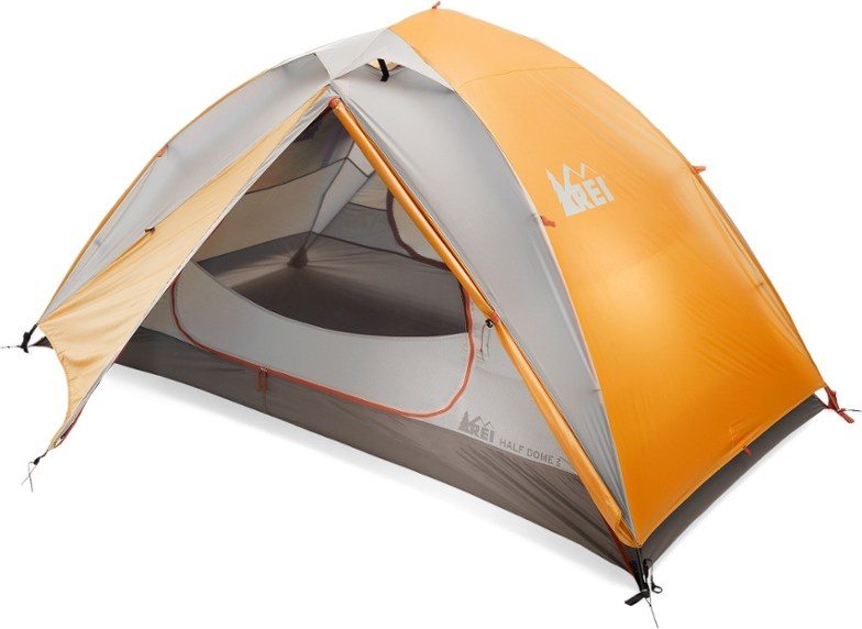 sports shoes 77e04 43146 REI Half Dome 2-Person Tent for 50% Off - Hope and Feather ...